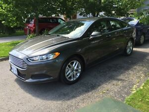 Lease Takeover - 2015 Ford Fusion Peterborough Peterborough Area image 1