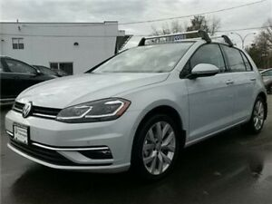 2018 Volkswagen Golf Highline 1.8T w/Driver Assist & Light Packa