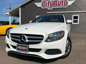2015 Mercedes-Benz C-Class C300 4MATIC   All Wheel Drive   Panor