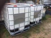 Water tank 1000 litre IBC Wycheproof Buloke Area Preview