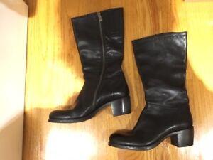 ITALIAN WOMEN BOOTS - PANTANETTI - NEW - size 8