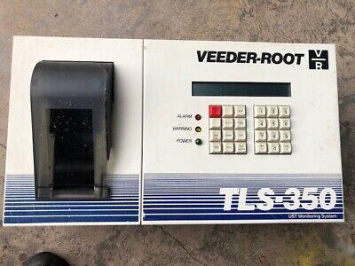 Veeder Root Tls-350 Underground Storage Tank Monitoring System