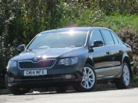 Skoda Superb 2.0TDI CR ( 170ps ) DPF 4X4 DSG 2014MY SE 46,000 MILES