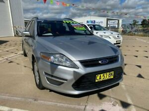 2014 Ford Mondeo MC LX TDCi Silver Sports Automatic Dual Clutch Taminda Tamworth City Preview