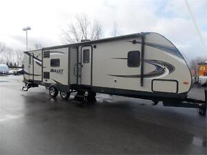 2017 KEYSTONE BULLET 330BHS TRAVEL TRAILER