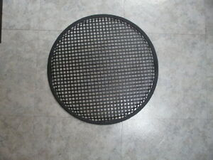 "12"" and 15"" speaker grills"