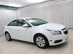 2014 Chevrolet Cruze LT TURBO SEDAN w/ ECOTEC, KEYLESS ENTRY AND