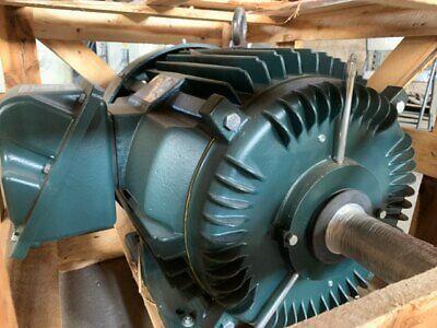 75 Hp Toshiba Ac Electric Motor 1800 Rpm Fr 365t Tefcbb 460 V New