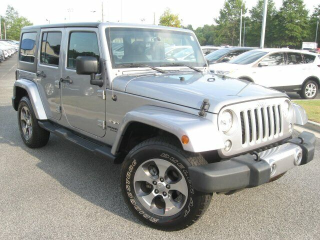 Image 2 Voiture American used Jeep Wrangler 2017