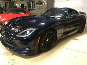 2014 SRT VIPER GTS **24,187Kms** MSRP $148,990!! One Owner
