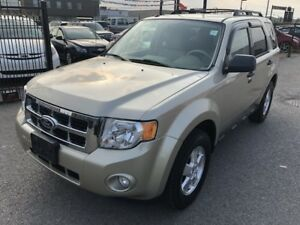 2011 Ford Escape 4dr V6 Auto XLT