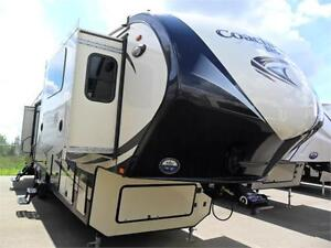 2016 39 FT COACHMEN RV BROOKSTONE 375FL 5TH WHEEL