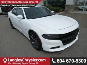 2017 Dodge Charger R/T <b>*8.4 TOUCHSCREEN*SUNROOF*5.7L V8 HE...