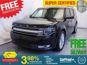 2013 Ford Flex Limited 7 Seats *Warranty* $155.09 Bi-Weekly OAC