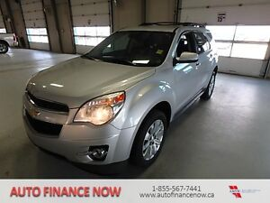 2012 Chevrolet Equinox All-wheel Drive RENT TO OWN OR FINANCE