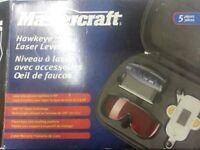 Hawkeye Laser Level Kit