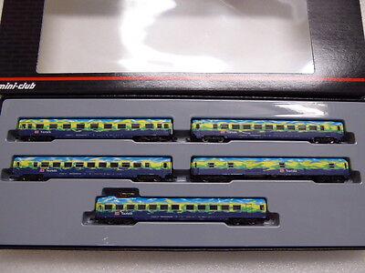 Märklin 87303 - Wagenset Touristikzug DB AG NEU OVP