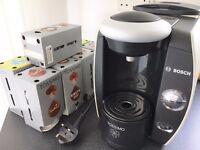 Tassimo Coffee Machine and pods