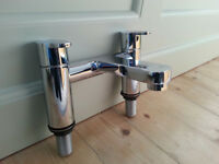 Crosswater Bath Filler Taps Model - KH06_322DC
