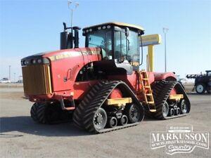 2017 Versatile 450DT Tractor PTO, 110gpm Hyd Pump, GPS, NO DEF!
