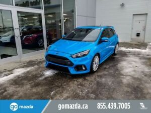 2016 Ford Focus RS AWD 2 SETS OF TIRES/WHEELS, MINT!
