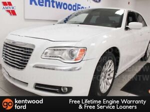 2014 Chrysler 300 Touring RWD, heated power leather seats, push