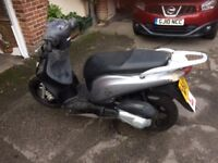HONDA PS 125 cc Scotter for sale