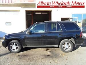 2008 CHEVROLET TRAIL BLAZER LS EASY FINANCING WE FINANCE ALL