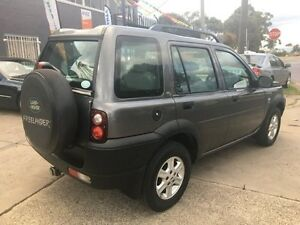 2002 Land Rover Freelander SE TD4 (4x4) 5 Speed Auto Steptronic Wagon Brooklyn Brimbank Area Preview