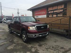 2006 Ford F-150 XLT**SUPERCREW CAB**4X4*****GREAT CONDITION****