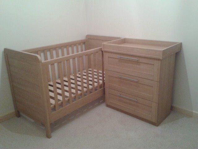 Mamas and Papas Rialto Cot/Cot Bed