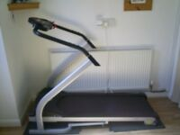 Carl Lewis MOPT12 Motorised Treadmill