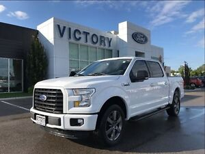 2016 Ford F-150 XLT, SPORT, Navigation, Remote Start