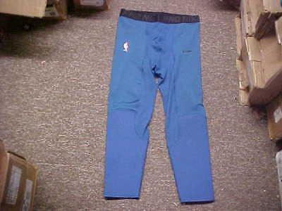 0a286210 NBA Basketball Nike Pro Compression Pants W/Lower Leg Padding AA0753 Size  Large