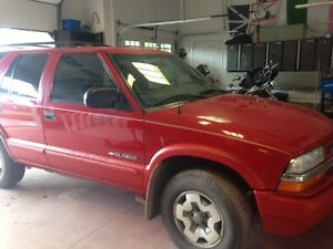 reduced.  $3300  AWESOME VEHICLE 2004 Chevrolet Blazer