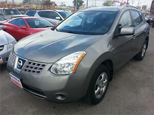 2008 Nissan Rogue S  / AWD / Only 123k !!! ACCIDENT FREE !!!