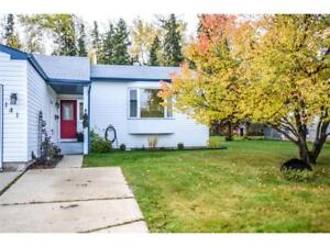 5 Bedroom Home in Timberlea Available Nov1