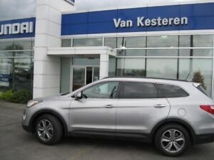 2015 Hyundai Santa Fe XL Luxury AWD 6AT