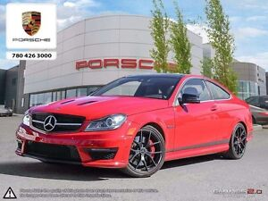2014 Mercedes-Benz C-Class C 63 AMG 507 Edition - Coupe - Local