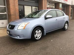 2009 Nissan Sentra 2.0 FE+  ONLY 78000KM