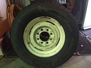 GMC Rims & Tires