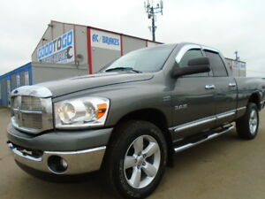 2008 Dodge Power Ram 1500 Laramie SPORT-LEATHER-SUNROOF-STARTER