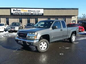2008 GMC Canyon SL EXTENDED CAB 4X4