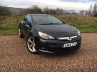 VAUXHALL ASTRA 1.4 SRI GTC 2012 *LOW MILES, CLEAN CAR, S/HISTORY*
