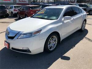 2009 Acura TL SEDAN TECH. PKG. NAVI BLUETOOTH...MINT COND.