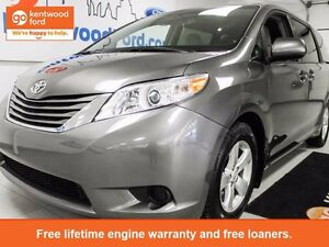 2016 Toyota Sienna 7 seater with a huge storage space for long r