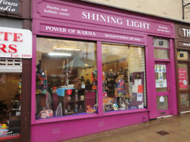 Shop / Office unit available for rent in Falkirk town centre.