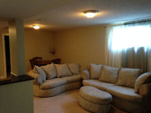 Fully furnished 1 bedroom apartment-$900 ALL Utilities Included