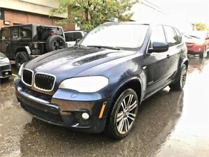 2012 BMW X5 35i, M SPORT PACKAGE, NAV, PANO ROOF, NO ACCIDENT