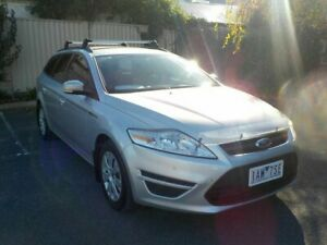 2014 Ford Mondeo MC LX TDCi Silver 6 Speed Direct Shift Wagon Newtown Geelong City Preview